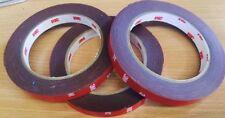 3M Genuine VHB Double-sided 4229 Tape Automotive 12mm x 3mts, OEM Tape