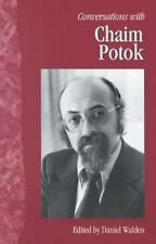 Conversations with Chaim Potok (2001, Paperback)