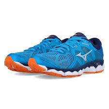 Mizuno Donna Wave Sky 2 Scarpe Da Corsa Ginnastica Sport Sneakers Blu
