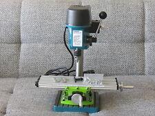 Kleine Tischbohrmaschine BG5158B 100W+zusätzlicher längerer Säule+Kreuztisch