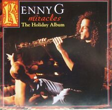 KENNY G - MIRACLES - THE HOLIDAY ALBUM CD