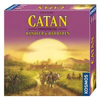 KOSMOS Catan Erweiterung Händler und Barbaren Strategiespiel ab 10 J. 693305