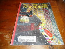 DEC 7 1992 NEW YORKER vintage magazine -  CHRISTMAS TIME
