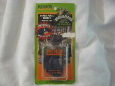 New Primos Hyper Plate Double Elk Mouth Call Sound Plate Series #161 w/Case