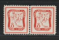 Sweden Charity Cinderella Revenue stamp 9-7-20-1b  Local Post MNH Gum