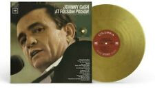 Johnny Cash- Folsom Prison (Gold Vinyl) Limited run....