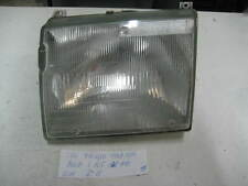Mercedes-Benz W124 left driver side halogen head light bosch 1 305 320 491