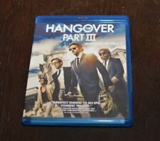 The Hangover Part III (Blu-ray/DVD, 2013, 2-Disc Set, Canadian)