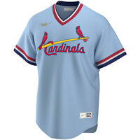New 2020 Nike St. Louis Cardinals Cooperstown Collection Replica Team Jersey