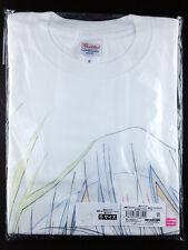 Kuroko's Basketball no Basuke Tetsuya T-shirt S Size White ANIME TSUTAYA LTD New