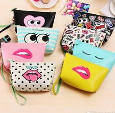 New Cosmetic Make up Bags, Lips Eyes Lipstick