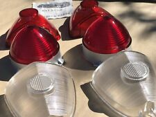 NEW REPLACEMENT 1953 CHEVROLET BEL AIR 150 AND 210 TAIL LIGHT LENS SET !