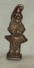 Antique Traditional Indian Ritual Brass Statue Of Hanuman Tribal #1