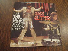 45 tours gary glitter i'm the leader of the gang (i am!)