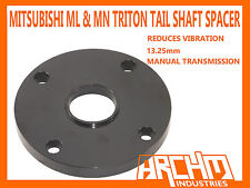 MITSUBISHI TRITON  TAILSHAFT SPACER TO SUIT LIFT KIT FOR ML MN MQ MANUAL