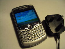 RETRO VINTAGE ORIGINAL KIDS CHEAP  BLACKBERRY 8320 UNLOCKED +CHARGER