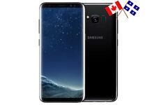 Samsung Galaxy S8 - SM-G950W - All colors - Unlocked - Smartphone
