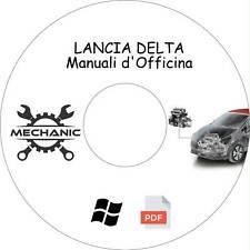 LANCIA DELTA - Guida Manuali d'Officina- Riparazione e Manutenzione!