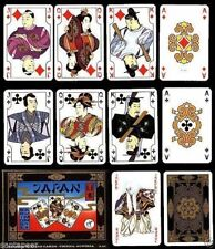 Luxus Bridge Romme Goldbox Japan Double Deck Playing Cards Piatnik 80er Jahre