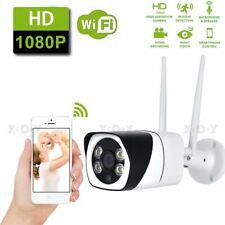 1080P Hd Wireless Wifi Ip Camera Home Security Cctv Outdoor Weatherproof Onvif