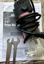 1/4 Trim Router