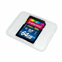 New 64GB Hi-Speed Class 10 Memory Card For Canon VIXIA HF R600 HD Camcorder