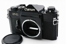 Canon F-1 35mm SLR Film Camera Body Late Model [Near Mint]  From Japan (310)