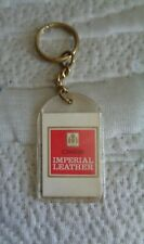 Formula 1 sponsor keyring, Cussons Imperial Leather, 1980s (?) keyring