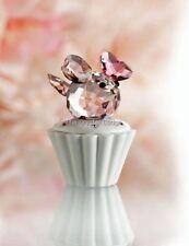 Cristal de Swarovski Caja de la Magdalena con Mouse 1194042 como nuevo en caja retirado