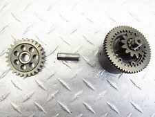 2001 00 Honda VTR 1000 RC51 RVT1000R SP1 starter idle gear engine motor gears oe