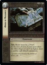 1x LORD OF THE RINGS LOTR TCG PROMO 0P7 BOOK OF MAZARBUL