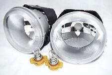 Fog Driving Light Lamp W/Light Bulb One Pair for 2011-2013 Dodge Durango