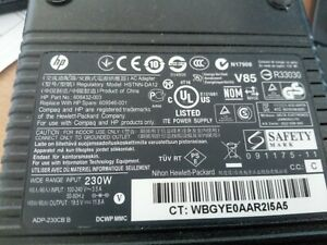 HP 608432-003 POWER BRICK CHARGER 19.5V 11.8A 230W