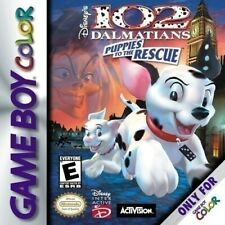 GameBoy Color - 102 Dalmatiner: Puppies to the Rescue mit OVP OVP beschädigt