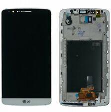 LG Optimus G3 D855 Display LCD Cover Gehäuse Touch Screen Glas weiß