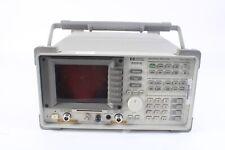 Hp 8591e Spectrum Analyzer 9 Khz 18 Ghz With Tracking Generator 010 041 140