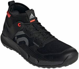 Five Ten Trailcross XT Flat Shoes   Core Black / Grey Four / Solar Red   7.5