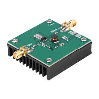DC5-7.2V RF Power Amplifier SMA Female Connector 380-450MHz 0.1W for Transmitter