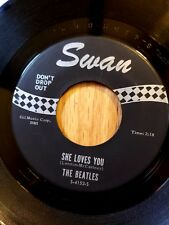 The Beatles - She Loves You / I'll Get You 45 Rpm *Swan 4152 1964 *NM-EX* RARE!