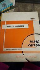 Wabco Model 350 Scoopmobile Parts Catalog