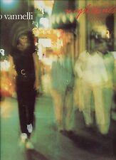 GINO VANNELLI nightwalker NEW ZEALAND 1981 EX LP