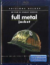 FULL METAL JACKET (1987) Stanley Kubrick - BLU RAY DISC NUOVO