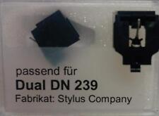 1 pièces de rechange aiguille pour Dual dn239 NEUF 22,50 euros incl. expédition