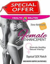 Female Enhancement Patches. Weekly Specials (1 Pack, 30 Patches)