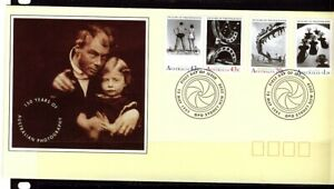 Australia 1991 Photography APM23220 First Day Cover