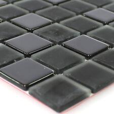 Glänzende Schwarze Boden Wandfliesen Günstig Kaufen EBay - Matte fliesen glänzend lackieren