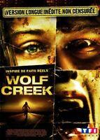 DVD Wolf Creek Inspiré de faits réels Occasion