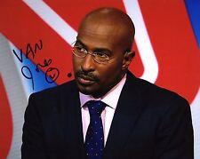 GFA The Messy Truth * VAN JONES * Signed Autograph 8x10 Photo PROOF V3 COA