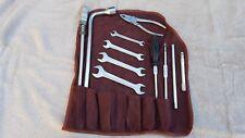 Mercedes 350 380 450 560 SL SLC tool bag & tools 11 piece - 72 89
