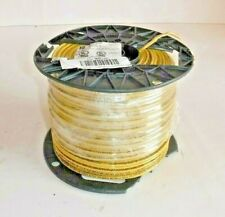 SOUTHWIRE Building Wire, 12AWG. Yellow, Solid, 20 Max. Amps, (T)